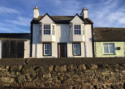 Harbour House, Self-catering accommodation, Isle of Whithorn, Scotland