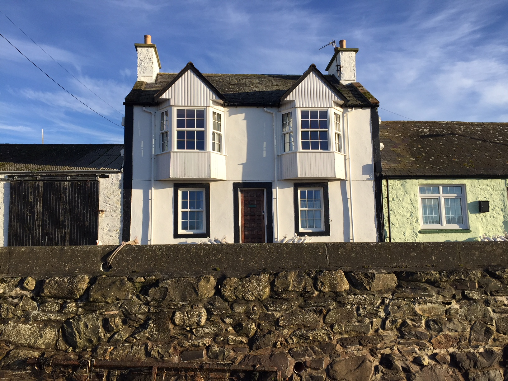Harbour House, Self catering accommodation in the Isle of Whithorn